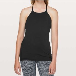 Lululemon Sun Setter Tank *Light Luon